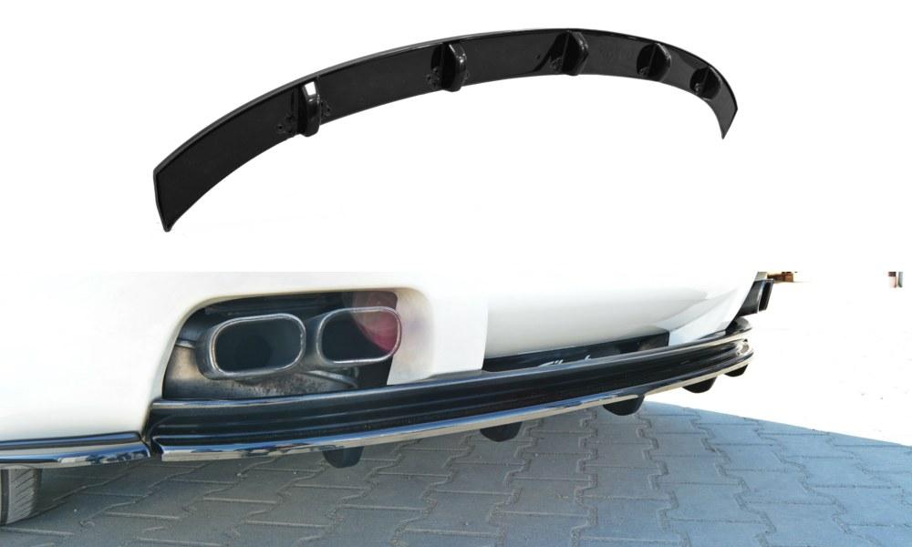 Splitter Tylny Środkowy Alfa Romeo Brera (Z dyfuzorem) - GRUBYGARAGE - Sklep Tuningowy